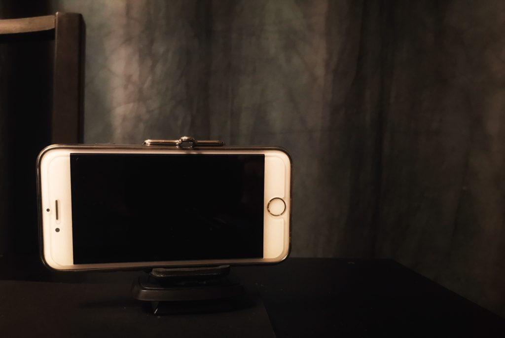 telefon w funkcji kamery